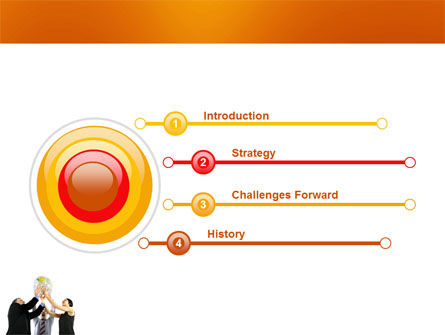 Global Partnership PowerPoint Template Slide 3