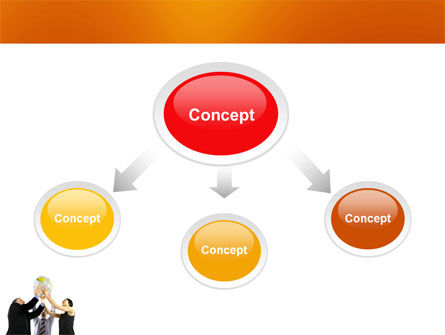Global Partnership PowerPoint Template, Slide 4, 03682, Business Concepts — PoweredTemplate.com