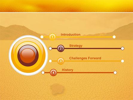 Deserted PowerPoint Template, Slide 3, 03684, Nature & Environment — PoweredTemplate.com