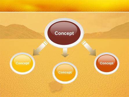 Deserted PowerPoint Template, Slide 4, 03684, Nature & Environment — PoweredTemplate.com