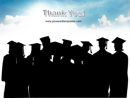 Graduates PowerPoint Template Slide 20