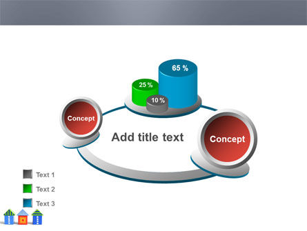 Houses PowerPoint Template Slide 16