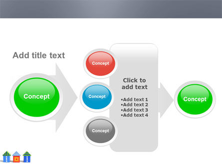 Houses PowerPoint Template Slide 17