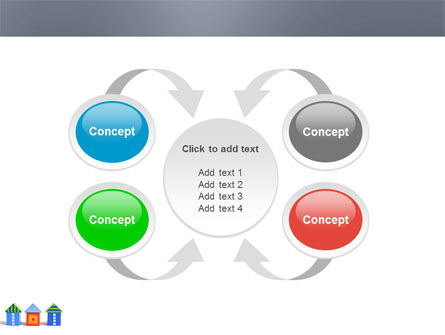 Houses PowerPoint Template Slide 6