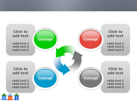 Houses PowerPoint Template Slide 9