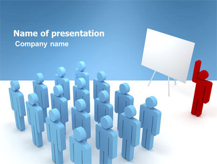 Public Meeting PowerPoint Template