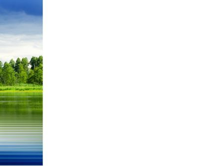 Landscape PowerPoint Template, Slide 3, 03688, Nature & Environment — PoweredTemplate.com