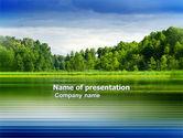Nature & Environment: Landscape PowerPoint Template #03688