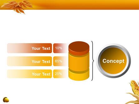 Harvest of Autumn PowerPoint Template Slide 11