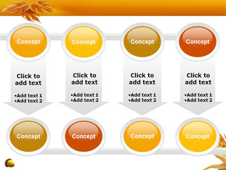 Harvest of Autumn PowerPoint Template Slide 18