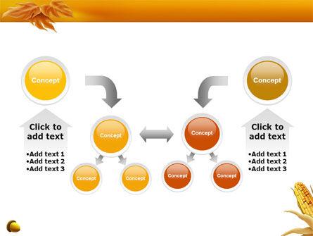 Harvest of Autumn PowerPoint Template Slide 19