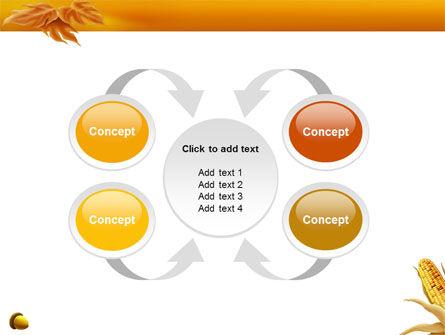 Harvest of Autumn PowerPoint Template Slide 6