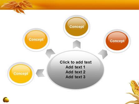 Harvest of Autumn PowerPoint Template Slide 7