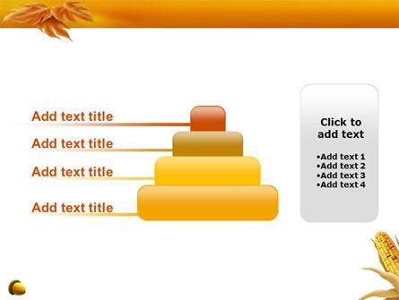 Harvest of Autumn PowerPoint Template Slide 8