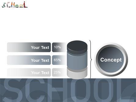 School Word PowerPoint Template Slide 11