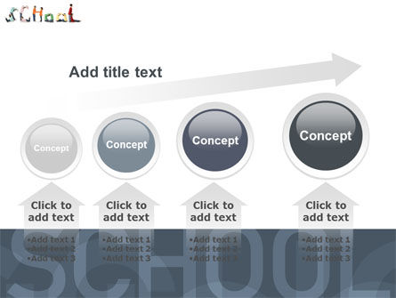 School Word PowerPoint Template Slide 13