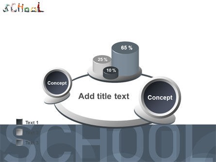 School Word PowerPoint Template Slide 16