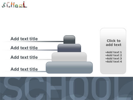 School Word PowerPoint Template Slide 8