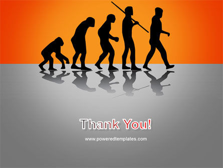 Human Evolution PowerPoint Template Slide 20