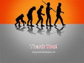 Human Evolution PowerPoint Template#20