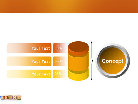 Teaching PowerPoint Template Slide 11