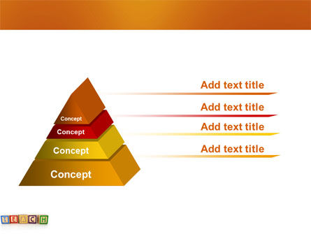 Teaching PowerPoint Template Slide 12