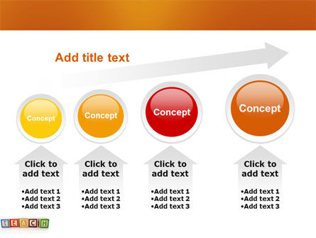 Teaching PowerPoint Template Slide 13