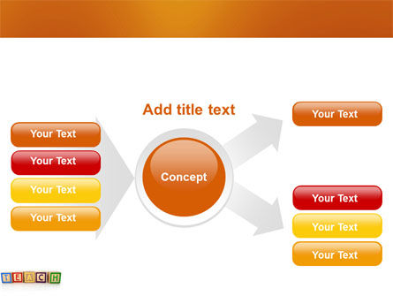 Teaching PowerPoint Template Slide 14
