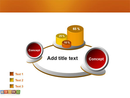 Teaching PowerPoint Template Slide 16