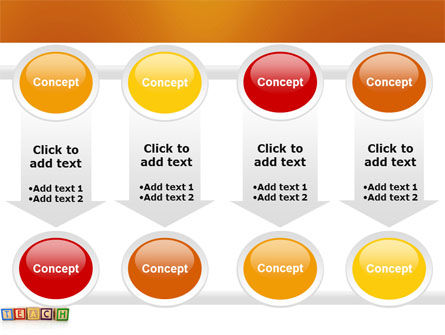 Teaching PowerPoint Template Slide 18