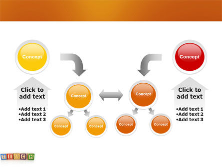 Teaching PowerPoint Template Slide 19
