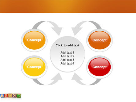 Teaching PowerPoint Template Slide 6