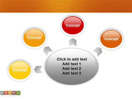 Teaching PowerPoint Template Slide 7