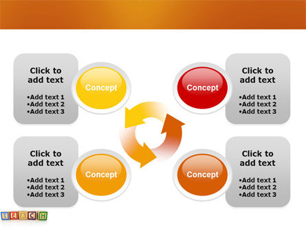 Teaching PowerPoint Template Slide 9