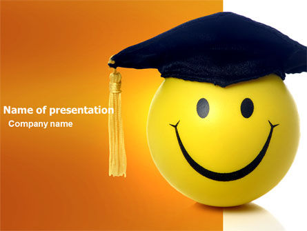 Education With Fun PowerPoint Template, 03700, Education & Training — PoweredTemplate.com