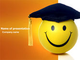 Education & Training: Education With Fun PowerPoint Template #03700