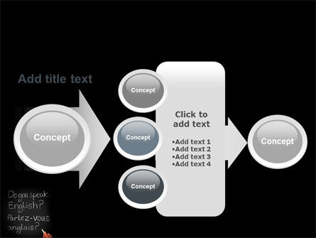 English Courses PowerPoint Template Slide 17