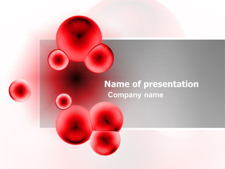 Erythrocytes PowerPoint Template