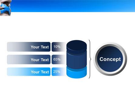 Silence PowerPoint Template Slide 11