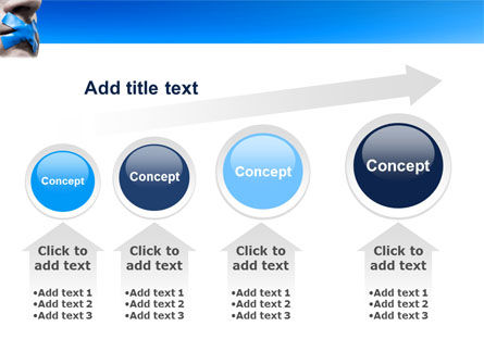 Silence PowerPoint Template Slide 13