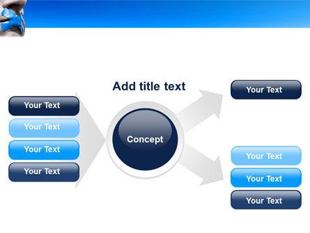 Silence PowerPoint Template Slide 14