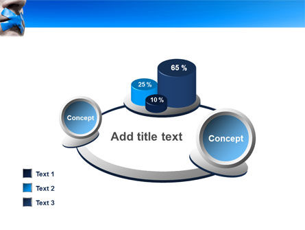 Silence PowerPoint Template Slide 16