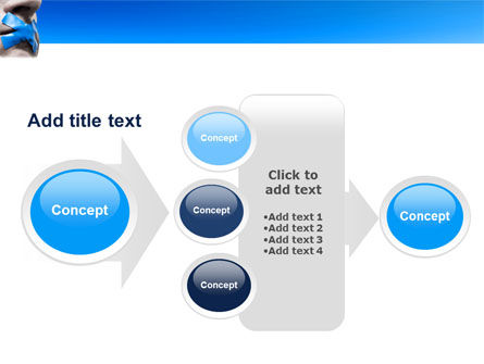 Silence PowerPoint Template Slide 17