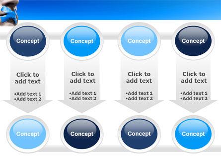 Silence PowerPoint Template Slide 18