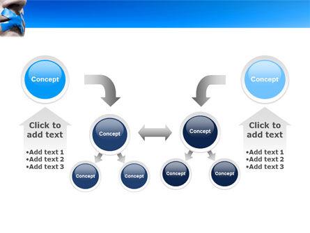 Silence PowerPoint Template Slide 19