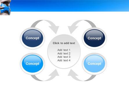 Silence PowerPoint Template Slide 6