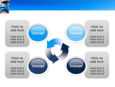 Silence PowerPoint Template Slide 9