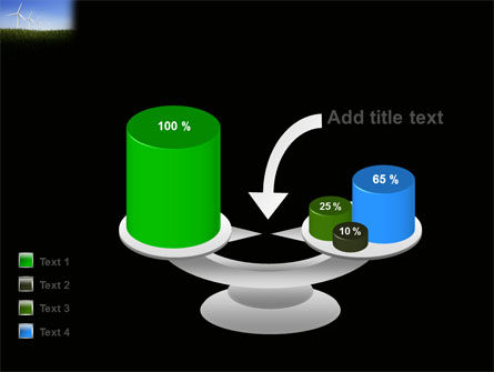 Wind Mills PowerPoint Template Slide 10
