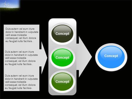 Wind Mills PowerPoint Template Slide 11