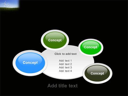 Wind Mills PowerPoint Template Slide 16